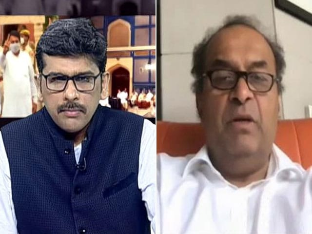 Video : MLAs Answerable To Electorate: Sachin Pilot's Lawyer Mukul Rohatgi