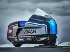 Max Biaggi Eyes New Land Speed Record On Voxan Motorcycle