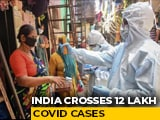 Video : Over 45,000 Coronavirus Cases, 1,129 Deaths: India's Biggest 1-Day Jump