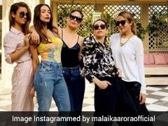 मलाइका अरोड़ा की आई अपनी 'गर्ल गैंग' की याद, Photo शेयर कर बोलीं- जब हम आखिरी बार लॉकडाउन से पहले मिले...