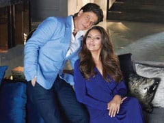 On Gauri's Work Post, SRK Makes A Personal Request