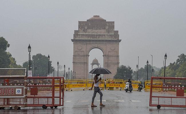 Delhi So Far Receives Lowest Rainfall In August In 10 Years