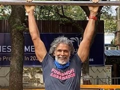 """Milind Soman Too Has """"Great Difficulty"""" Working Out - Just Not In The Same Way As Us"""