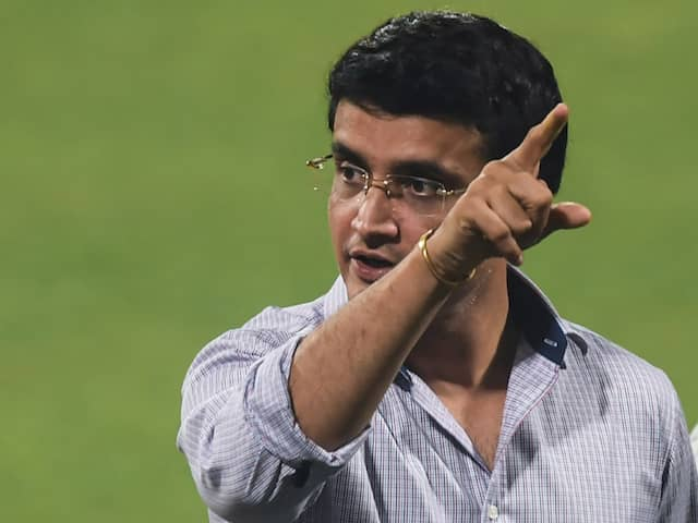Sourav Ganguly makes it clear, Until or unless the domestic tournaments arent going to be organized....