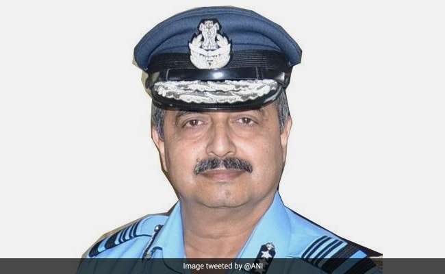 Air Marshal VR Chaudhari Takes Over As Chief Of Air Force's Western Air Command
