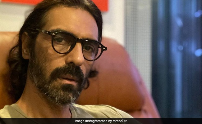 A Scene From Arjun Rampal's 'Reading Time.' See Pic
