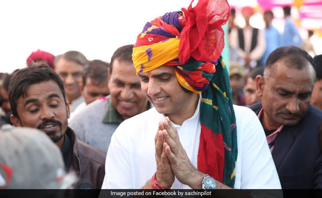 'Welcome Back': Congress Leaders On Sachin Pilot's Truce In Rajasthan