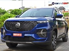 Top 5 Highlights: MG Hector Plus