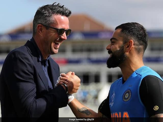"Virat Kohli Reacts To Kevin Pietersens ""Get On A Bike"" Comment On India Captains Workout Video"