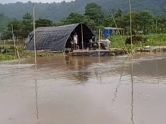Flood Waters Recede In Most Parts Of Assam, 3 Districts Remain Submerged