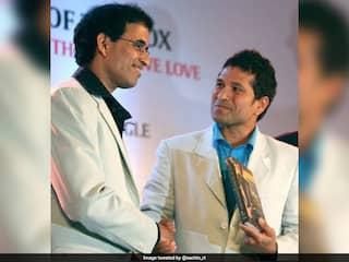 """Made Fans Feel Closer To The Game"": Sachin Tendulkar Leads Birthday Wishes For Harsha Bhogle"