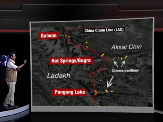 Video : Top News Of The Day: China Withdrawing In Ladakh