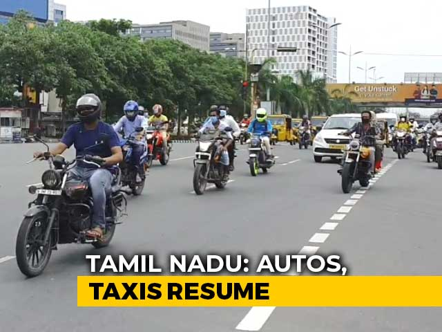 Video : Tamil Nadu Opens Up, Chennai Relaxes Restrictions As Madurai Locks Down