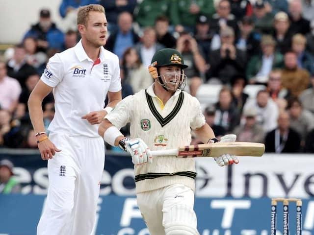 """Drop Him Again"": David Warner Hails England Nemesis Stuart Broad"