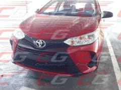 2021 Toyota Yaris Facelift To Be Unveiled On July 25 In Philippines; Images Leaked