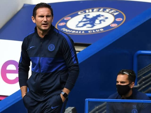 "Frank Lampard Says September 12 Start For Premier League ""Too Early"" For Chelsea"