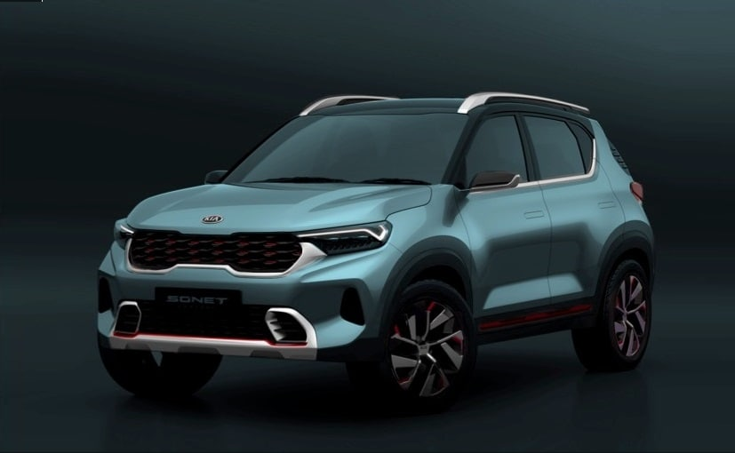 The upcoming Kia Sonet subcompact SUV will be positioned below the Seltos