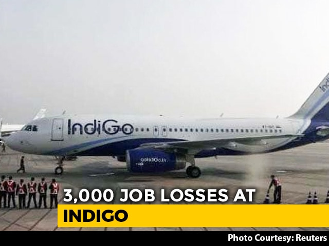 Video : 10% Layoffs At IndiGo, India's Biggest Private Airline