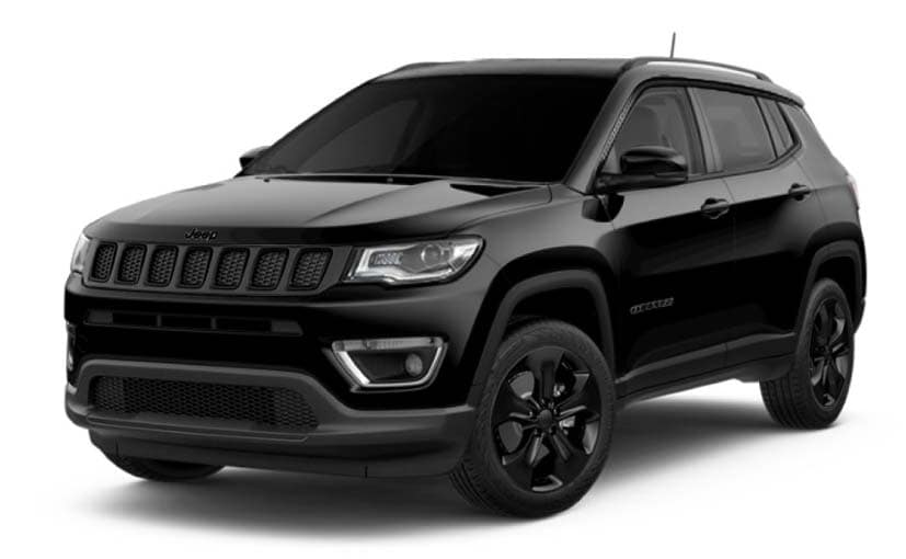 The Jeep Compass Night Eagle Edition will be offered in three variants.