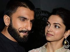 """Who Took This?"": Curious Deepika Padukone Comments On Ranveer Singh's New Hairstyle Pic"