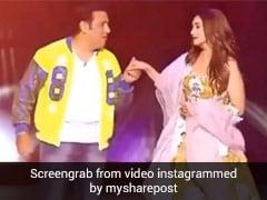 माधुरी दीक्षित ने गोविंदा संग 'मेरा दिल ना तोड़ो' पर यूं किया डांस, खूब वायरल हो रहा Video