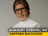 "Video : COVID-19 Positive Big B Is ""Stable With Mild Symptoms"": Hospital"