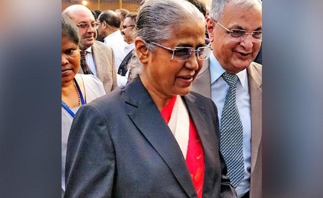 Family Was Victim Of Judicial Delay: Supreme Court's Justice Banumathi