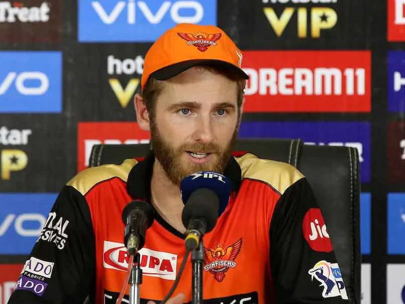 """""""To Play In The IPL Is Always An Amazing Thing"""": Kane Williamson"""