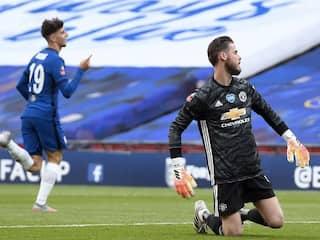 Watch: David De Geas Massive Goalkeeping Blunder That Cost Manchester United Dear
