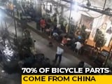 Video : Cycle Industry Used To Be Booming, Now Hit By China Tension