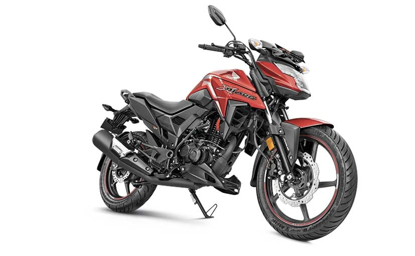 The Honda X-Blade BS6 will be sold in two variants - single disc and dual disc