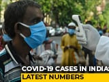 Video : Over 29,000 New Coronavirus Cases In India In Record 24-Hour Jump