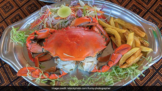 Missing Seafood? Make Butter Pepper Garlic Crab - Recipe By Gajalee Restaurant, Mumbai