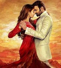 'Radhe Shyam' First Look: Prabhas And Pooja Hegde Paint The Sky Red