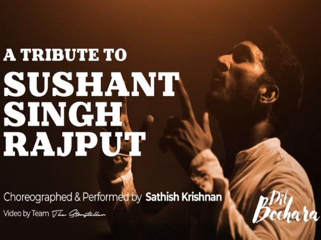 Sushanth Singh Rajput