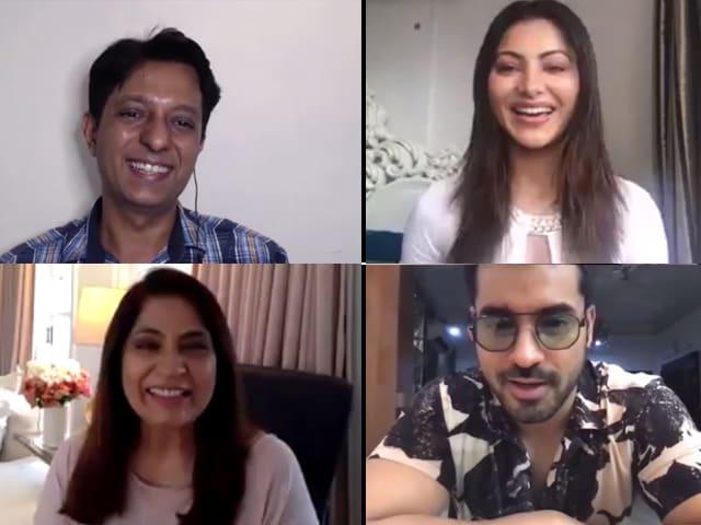 Video : Urvashi Rautela, Archana Puran Singh, Gautam Gulati on Their Film <i>Virgin Bhanupriya</i>