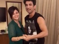 "Sushant Singh Rajput Waltzing With <I>Dil Bechara</i> Co-Star Swastika Mukherjee - She Will ""Cherish This Memory Forever"""