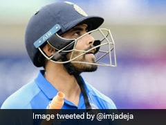 """One Of The Saddest Days"": Ravindra Jadeja Remembers India's Loss To New Zealand In 2019 World Cup Semis"