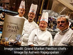 Discover The Fascinating Cuisine Of India's North-East At Grand Market Pavilion