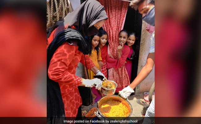 Mumbai School Principal Spends From Savings To Feed Poor, Waives Fees