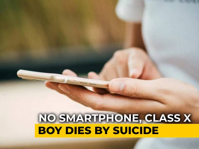 Video: No Smartphone For Online Classes, Class 10 Boy Allegedly Kills Himself