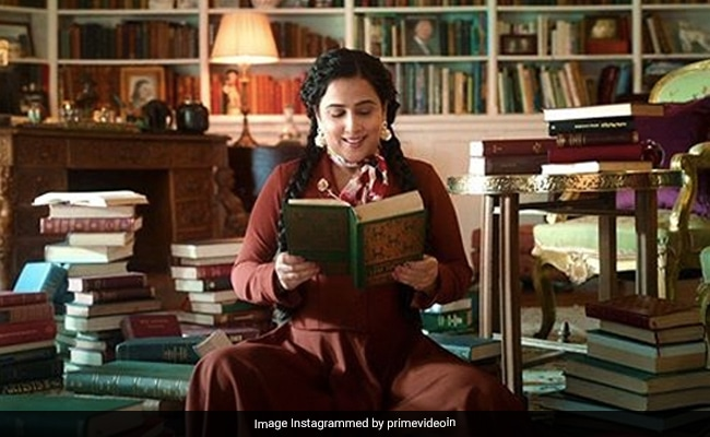 Shakuntala Devi  Movie Review: The Numbers Add Up Nicely With A Feisty Vidya Balan
