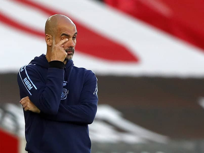 """Pep Guardiola Admits Manchester City """"Need To Improve"""" After Defeat To Southampton"""