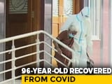 Video : 96-Year-Old Woman Beats COVID-19 In Karnataka