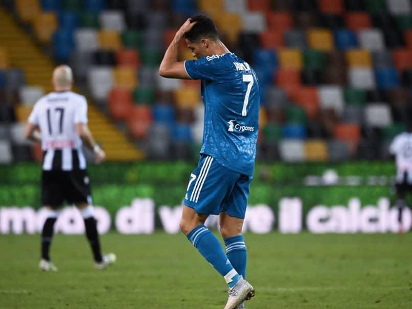 Serie A Late Seko Fofana Winner For Udinese Delays Juventus Title Celebrations Football News