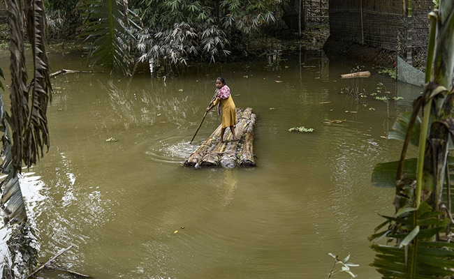 24 Lakh Hit In Assam Floods: Images, Videos And All You Need To Know