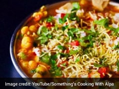 Street Food Of India: How To Make Delish Ragda Chaat At Home