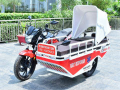 Hero MotoCorp Delivers First Responder Vehicles In Rajasthan District