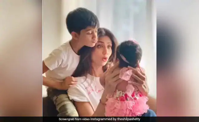 Shilpa Shetty Reveals Why She 'Flew Private' To Bring Daughter Samisha Home