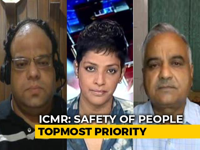 Video : ICMR Defends Fast-Tracked Vaccine Trial